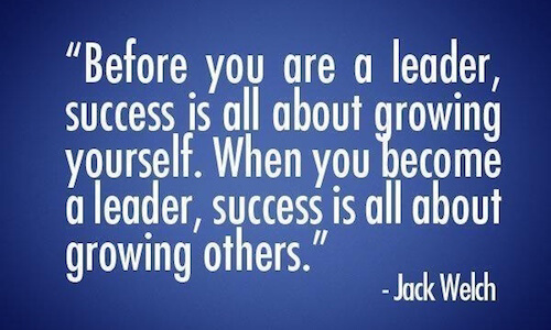 develop leaders